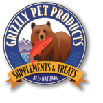 grizzly pet products logo