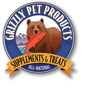 Grizzly products for dogs