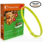 Beloved Pets Flea&Tick Collar - Flea Control Collar for Dogs and Puppies.