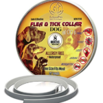 Flea & Tick Collar for Dogs by LexasPro
